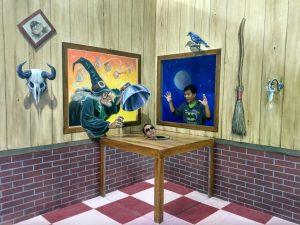 Jasa Mural 3D