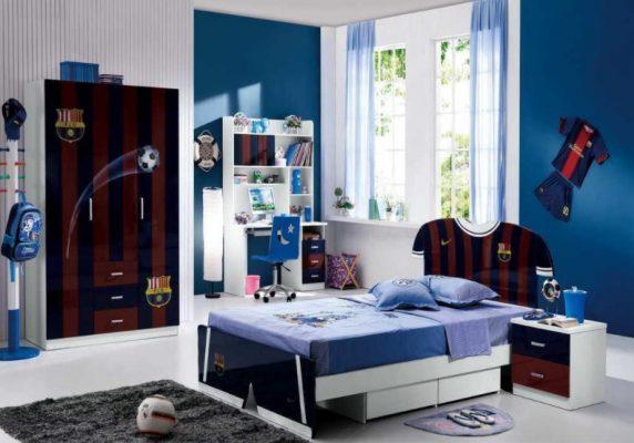 Wallpaper Kamar Tidur Remaja Pria