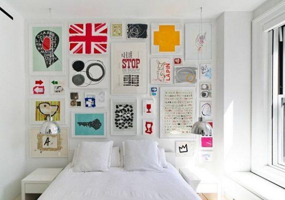 Hiasan Dinding Kamar Kreatif