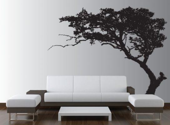 Lukisan Dinding Sederhana